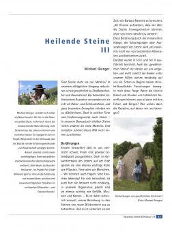 Heilende Steine III