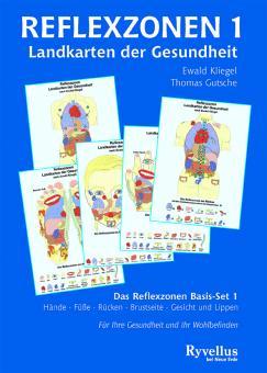Reflexzonen 1 - Landkarten der Gesundheit