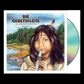 Die Gebetsflöte - Hörspiel auf CD